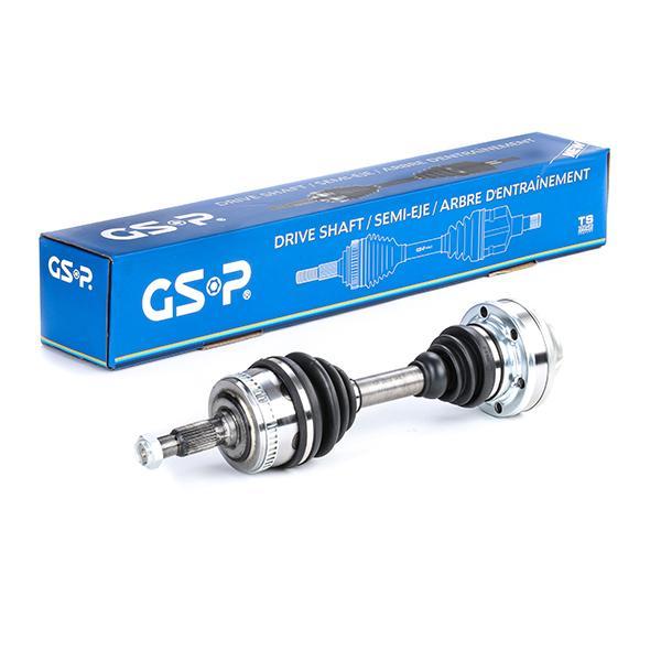 ALBERO motore per Ruota Asse Anteriore GSP 250009