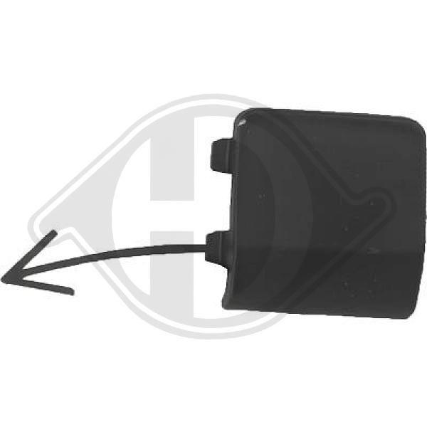 Buy original Towbar / parts DIEDERICHS 2207064