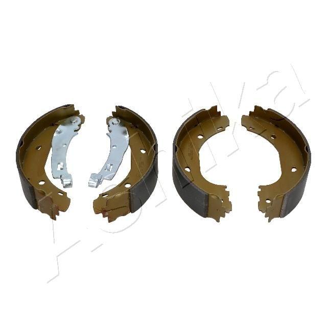 Original FIAT Bremsklötze für Trommelbremse 55-00-0604