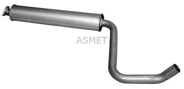 ASMET: Original Vorschalldämpfer 05.251 ()