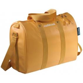 9103540161 WAECO 16 Coolbag Eco-Leder, gelb, 16l Breite: 360mm, Höhe: 280mm, Tiefe: 150mm Kühltasche 9103540161 günstig kaufen