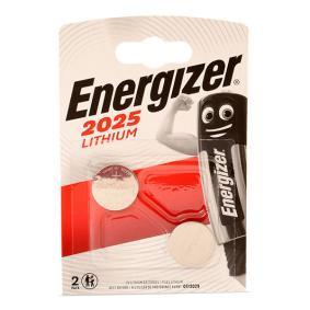 626981 ENERGIZER CR 2025 3V, 170mAh Gerätebatterie 626981 günstig kaufen