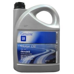 1942003 Motorový olej OPEL GM 19 42 003 - Obrovský výběr — ještě větší slevy