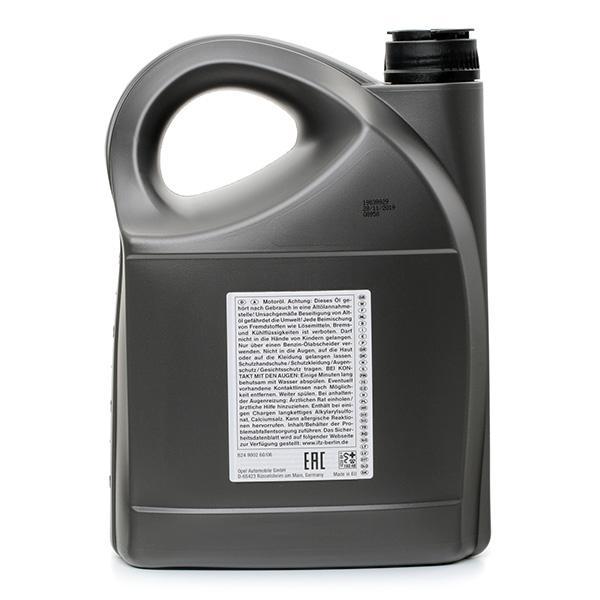 19 42 046 Motorový olej OPEL GM - Levné značkové produkty