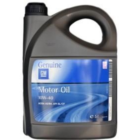 1942046 Motoröl OPEL GM 19 42 046 - Große Auswahl - stark reduziert