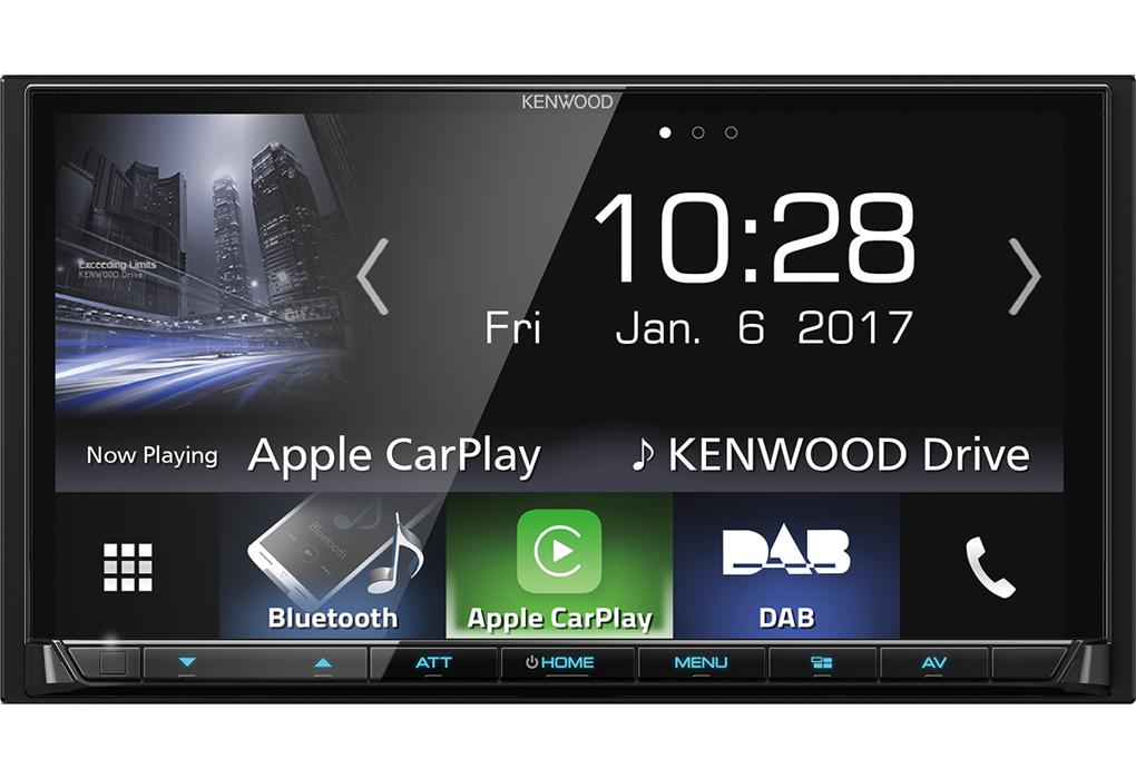 DMX-7017DABS Moniceiver KENWOOD in Original Qualität