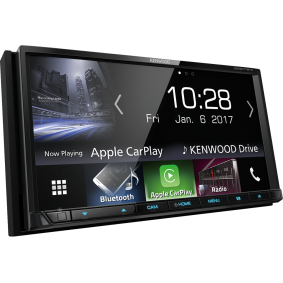 DDX9717BTS KENWOOD 800х480, USB, AUX in, HDMI, CD-R/RW, DVD-R/RW, 7tum, 2 DIN, Apple CarPlay, Android Auto, Made for iPod/iPhone, 4x50W TFT, Bluetooth: Ja Multimediamottagare DDX9717BTS köp lågt pris