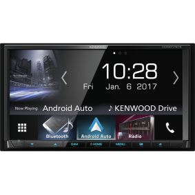 DDX9717BTS Multimediamottagare KENWOOD originalkvalite