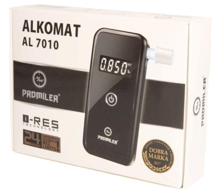 AL7010 Alkometri PROMILER - Kokemusta alennushintaan