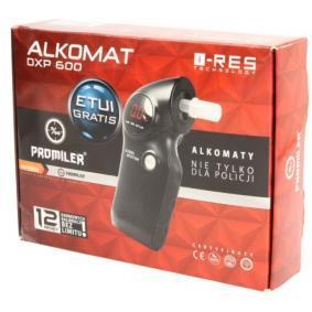 AL DXP 600 Alkoholtester PROMILER Test