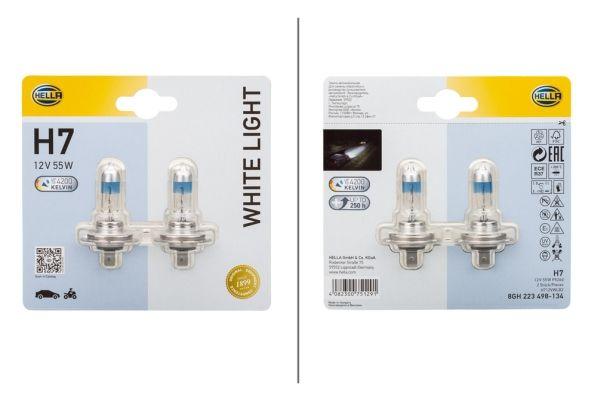 8GH 223 498-134 HELLA Glühlampe, Fernscheinwerfer billiger online kaufen