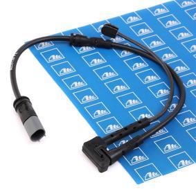 620981 ATE Warnkontaktlänge: 659mm Warnkontakt, Bremsbelagverschleiß 24.8190-0981.2 günstig kaufen