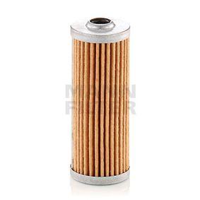 P 45 MANN-FILTER Height: 89mm Fuel filter P 45 cheap