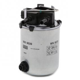 WK9039 Fuel filter MANN-FILTER - Experience and discount prices