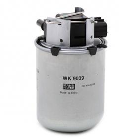 WK 9039 Fuel filter MANN-FILTER original quality