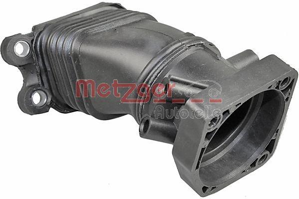 METZGER: Original Ansaugschlauch, Luftfilter 2388003 (Kunststoff)