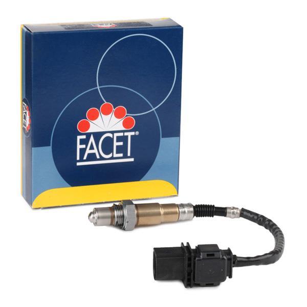 Achetez Sonde lambda FACET 10.8463 (Longueur de câble: 300mm) à un rapport qualité-prix exceptionnel