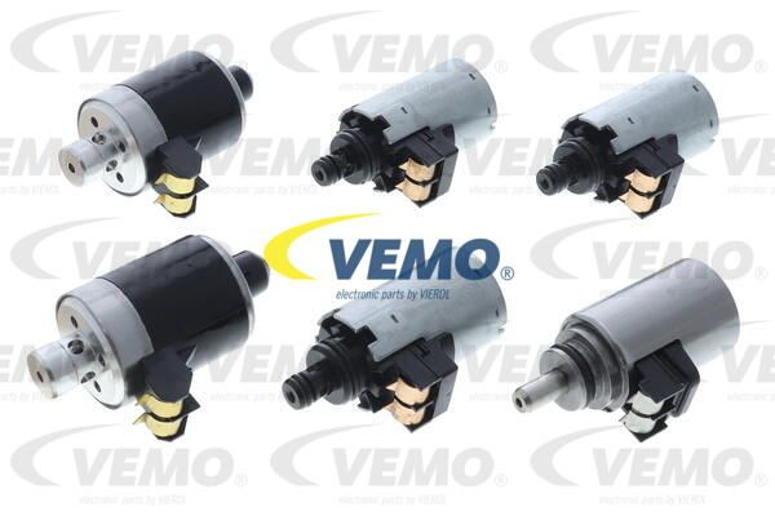 MERCEDES-BENZ C-Klasse 2019 Schaltventil, Automatikgetriebe - Original VEMO V30-77-0042