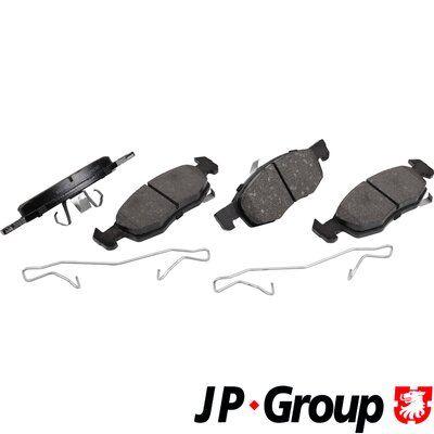 Bremsbelagsatz JP GROUP 1263607710