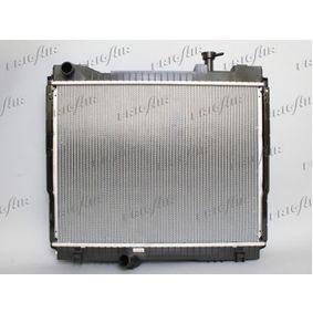 22210003 FRIGAIR Aluminium, Kunststoff Netzmaße: 565 X 445 X 32 mm Kühler, Motorkühlung 0221.2003 günstig kaufen