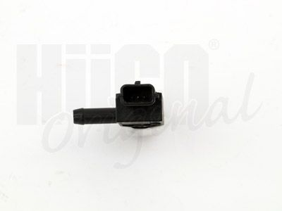 137422 HITACHI ohne Anschlussleitung Pol-Anzahl: 3-polig Sensor, Abgasdruck 137422 günstig kaufen