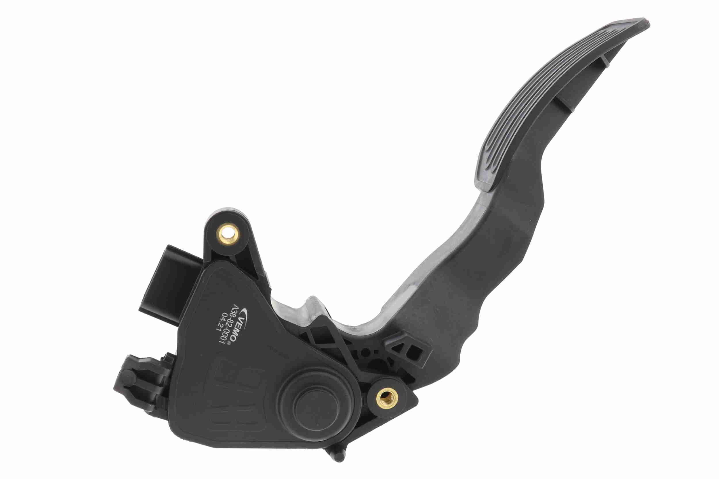 ACKOJA: Original Pedalbelag A38-82-0001 ()