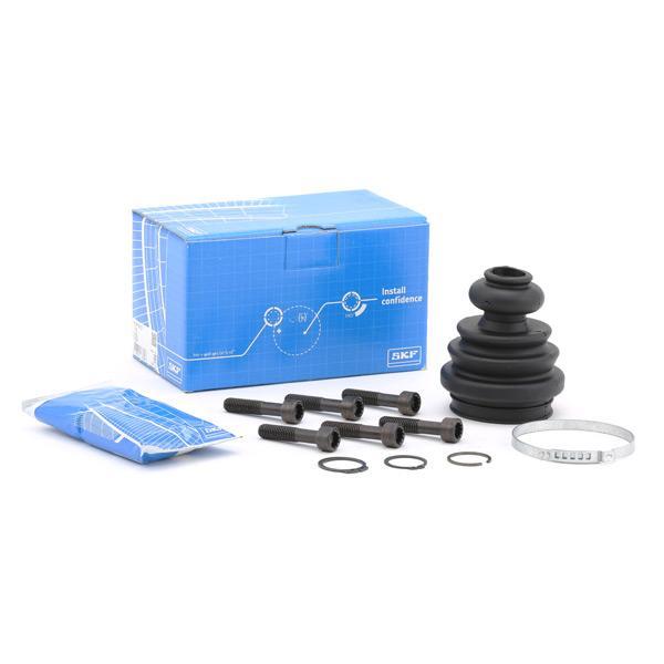 Acheter Joint-soufflet arbre de commande Hauteur: 98mm, Diamètre intérieur 2: 24mm, Diamètre intérieur 2: 57mm SKF VKJP 6012 à tout moment