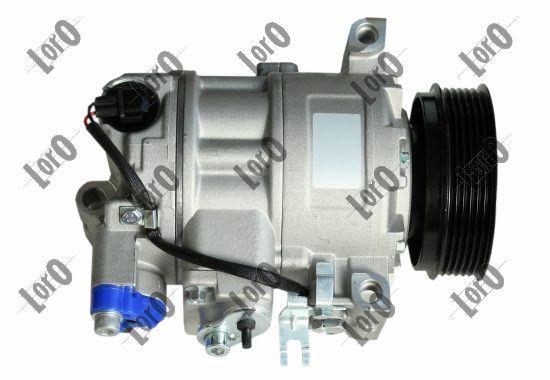 003-023-0003 ABAKUS PAG 46, Kältemittel: R 134a, mit PAG-Kompressoröl, 98 Riemenscheiben-Ø: 100mm, Anzahl der Rillen: 6 Klimakompressor 003-023-0003 günstig kaufen