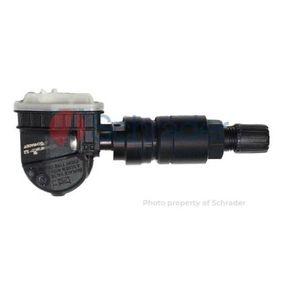 2210B Radsensor, Reifendruck-Kontrollsystem SCHRADER Erfahrung