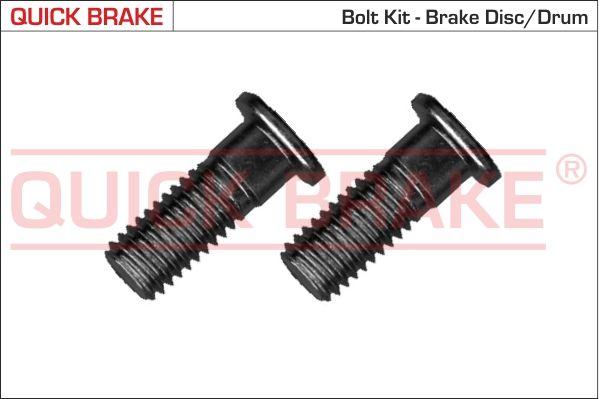 QUICK BRAKE: Original Schraube, Bremsscheibe 11675K ()
