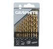 57H198 GRAPHITE Twist Drill Bit Set - buy online