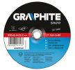 57H717 GRAPHITE Cutting Disc, angle grinder - buy online