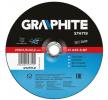 57H719 GRAPHITE Pjovimo diskas, kampinis šlifuoklis - įsigyti internetu