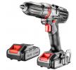 Kabelfri boremaskiner / skruepistoler 58G216 med en rabat — køb nu!