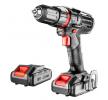 Kabelfri boremaskiner / skruepistoler 58G225 med en rabat — køb nu!