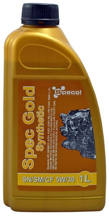 Motoröl SPECOL 101771