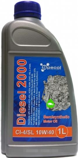 Motorenöl SPECOL 101438