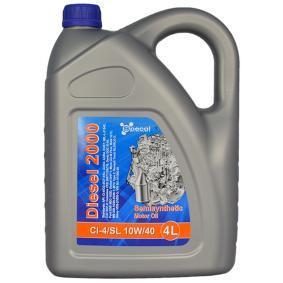 101434 SPECOL Spec, Diesel 2000 10W-40, 4l Motoröl 101434 günstig kaufen