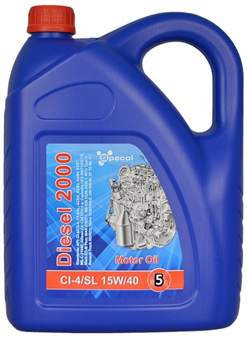 SPECOL Motoröl 101449