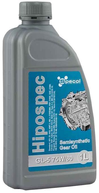 101006 SPECOL Getriebeöl Bewertung