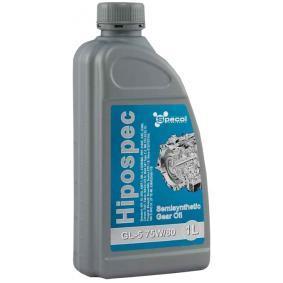 101006 SPECOL Hipospec 75W-80, Teilsynthetiköl, Inhalt: 1l API GL-5 Getriebeöl 101006 günstig kaufen