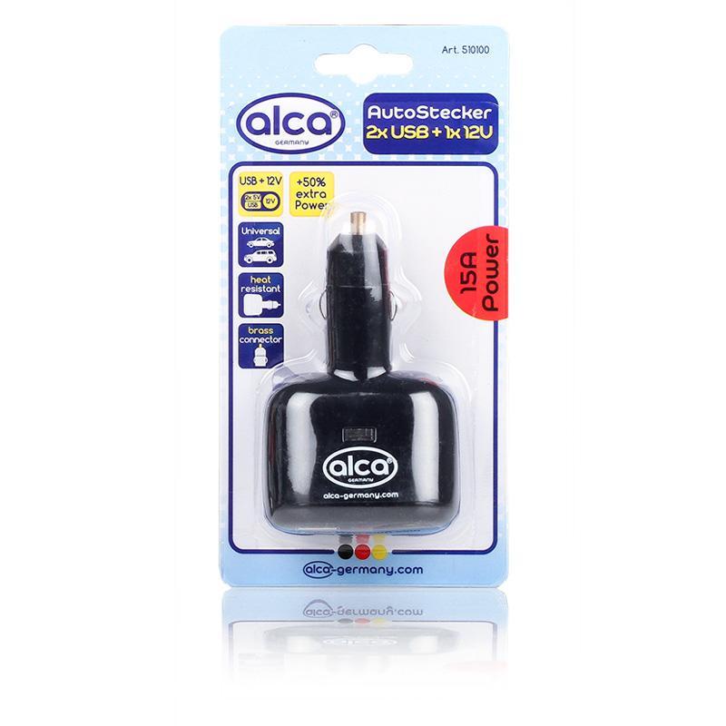510100 Ladekabel, Zigarettenanzünder ALCA 510100 - Große Auswahl - stark reduziert