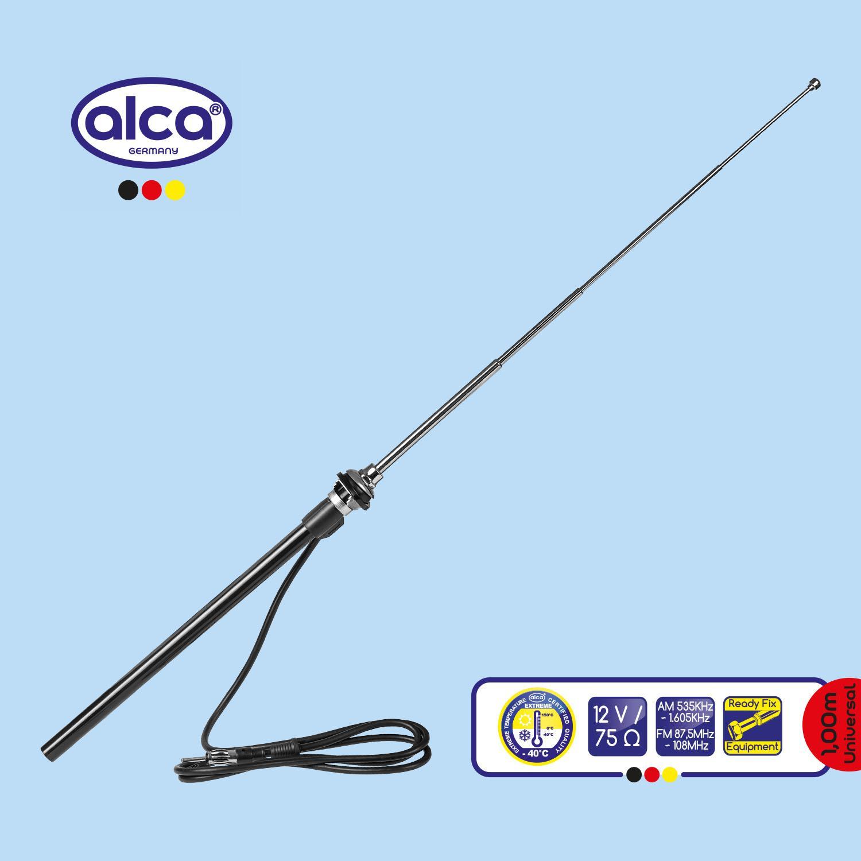ALCA: Original Antennenstab 531000 (Länge: 100cm)