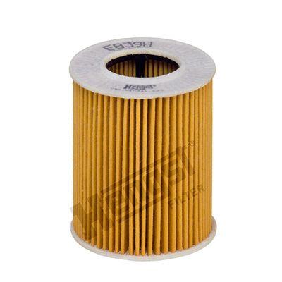 Original HYUNDAI Oil filter E839H D330