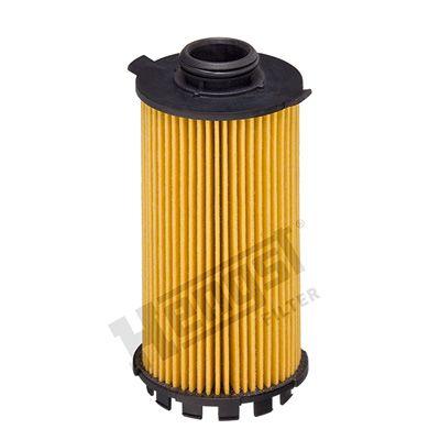 PORSCHE 718 2018 Ölfilter - Original HENGST FILTER E911H D455 Innendurchmesser 2: 27mm, Innendurchmesser 2: 25mm, Ø: 70mm, Höhe: 134mm