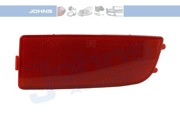 Catarifrangente posteriore 50 64 88-9 JOHNS — Solo ricambi nuovi