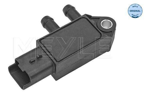 RENAULT KADJAR 2017 Abgasdrucksensor - Original MEYLE 36-14 801 0001 Anschlussanzahl: 3