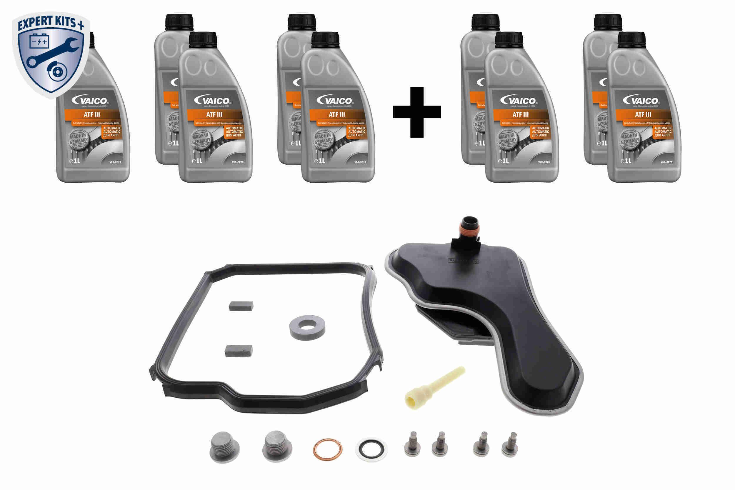RENAULT 11 Teilesatz, Ölwechsel-Automatikgetriebe - Original VAICO V22-0737-XXL