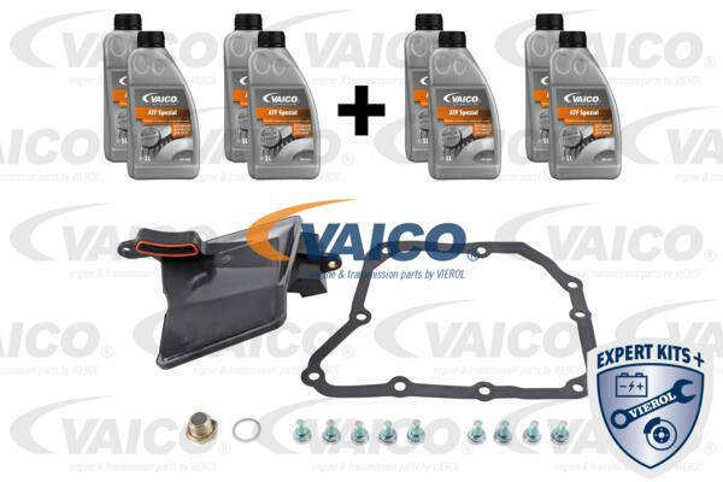 VAICO: Original Teilesatz, Ölwechsel-Automatikgetriebe V40-1604-XXL ()