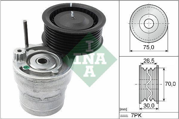 INA: Original Spannarm 534 0603 10 (Ø: 75,00mm, Breite: 30,00mm)